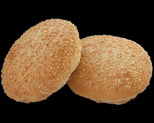 Pão de Hambúrger 50gr