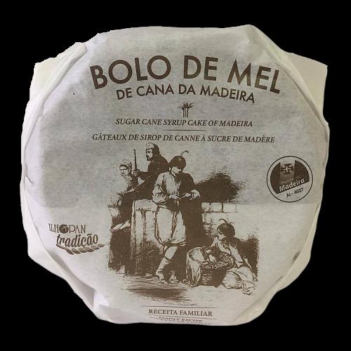 Bolo de Mel 100gr Ilhopan Tradição